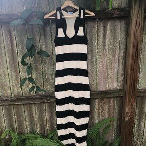 James Perse Size 1 Estilo Tank Top Maxi Dress